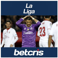 Liga Santander Real Madrid vs Sevilla