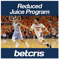 BETCRIS Reduced Juice Program College basketball
