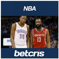 NBA Rockets vs Warriors Durant