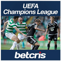 BETCRIS apuestas UEFA Champions League Rosenborg vs Celtic