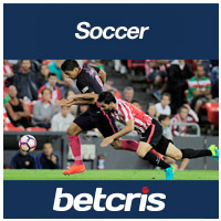 BETCRIS SOCCER  Barcelona vs Athletic Bilbao BETTING ODDS