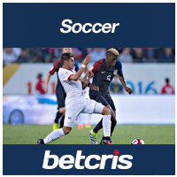 betcris SOCCER Costa Rica vs USA betting odds