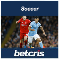 BETCRIS SOCCER Liverpool vs Manchester City betting odds