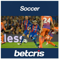 betcris Soccer Betting Odds Manchester City vs Barcelona
