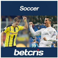 BETCRIS SOCCER Real Madrid vs Borussia Dortmund