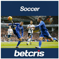 BETCRIS SOCCER  Tottenham vs Chelseasoccer betting Odds