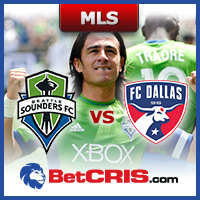 Seattle Sounders FC vs Dallas - Futbol MLS