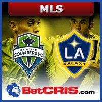 Sounders vs Galaxy MLS