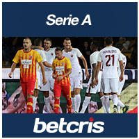 Serie A AS Roma vs Benevento