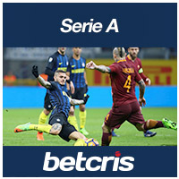 Serie A Inter Milan vs AS Roma