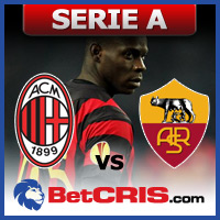 AS de Roma vs San Siro - Jornada 27 Serie A