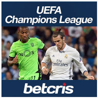 Champions League Sporting CP vs Real Madrid