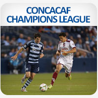 CONCACAF Champions League - Sporting Kansas City vs Saprissa