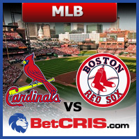 StLouis vs Boston - Serie Mundial de la MLB