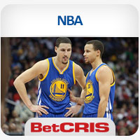 BetCRIS Apuestas NBA Steph Curry Klay Thompson Warriors