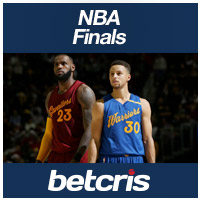 BETCRIS Apuestas NBA Steph Curry Warriors vs LeBron James Cavaliers