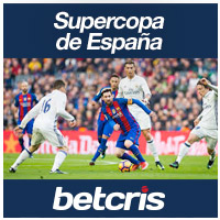 Supercopa Barcelona vs Real Madrid