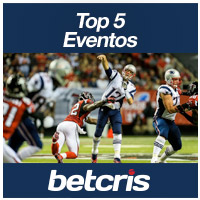 BETCRIS Apuestas Top 5 eventos fin se semana FOTO FALCONS VS PATRIOTS