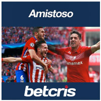 Toluca vs Atletico de Madrid