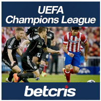 BETCRIS Apuestas  Atletico de Madrid vs Chelsea Champions League 2017