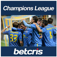 UEFA Champions League en BetCRIS
