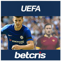 BETCRIS APUESTAS  UEFA Champions League   Foto Chelsea vs AS Roma