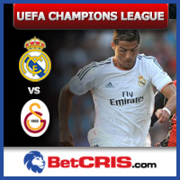 UEFA Champions League - Galatasaray vs Real Madrid