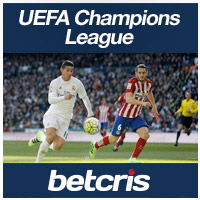 UEFA Champions League Atletico vs Real Madrid