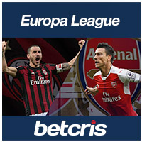 UEFA Europa League AC Milan vs Arsenal