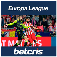 BETCRIS Europa League Sporting CP vs Atletico Madrid
