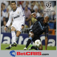 Real Madrid vs Manchester City - UEFA Champions League