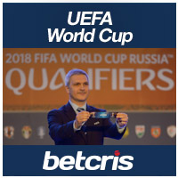 BETCRIS UEFA World Cup Qualifying Update