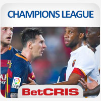 BetCRIS Apuestas Messi vs AS Roma Champions League