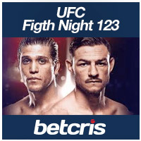 BETCRIS UFC Fight Night 123 Swanson vs Brian Ortega