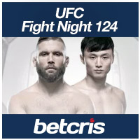 BETCRIS UFC Fight Night 124 Stephens vs Choi ODDS