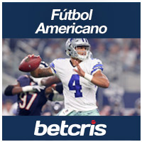 betcris Apuestas Thursday Night Football  Foto Vikings vs Cowboys Dak Prescott
