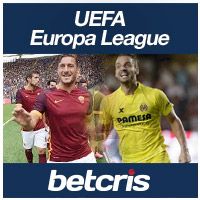 BETCRIS Apuestas Villarreal vs AS Roma Europa League 2017
