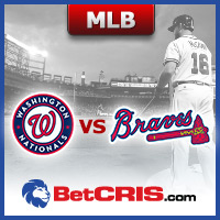 los Nationals vs Braves de Atlanta - MLB