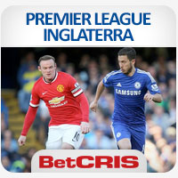 BetCRIS Apuestas Premier League Manchester United vs  Chelsea