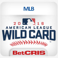 BetCRIS Apuestas Wild Card Game Liga Americana Foto ALWCG 2016MLB Playoffs
