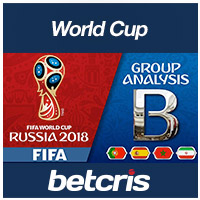 betcris soccer World Cup Group B Preview