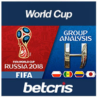 BETCRIS World Cup Group H Preview
