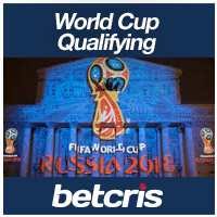 BETCRIS World Cup Qualifying  Russia 2018