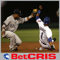 Apuestas de Beisbol - Yankees vs Rangers y Orioles vs Red Sox