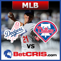 Grandes Ligas de Beisbol - Dodgers vs Phillies
