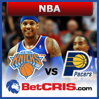 New York vs Indiana - Playoffs NBA