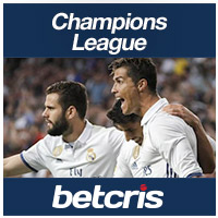 BETCRIS Socce betting odds UEFA Champions League