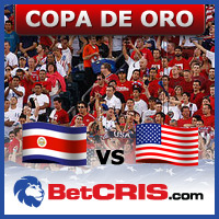 Copa de Oro - Costa Rica vs USA