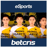 BETCRIS eSports betting odds SK Telecom T1