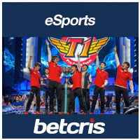 BETCRIS eSports betting odds League of Legends World Championships